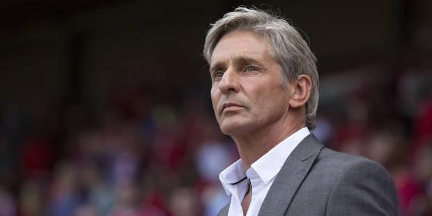 Coup de tonnerre au Standard: Riga revient comme entraîneur principal - La Libre