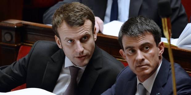 Le gouvernement Valls passe en force pour imposer la loi Macron - La Libre
