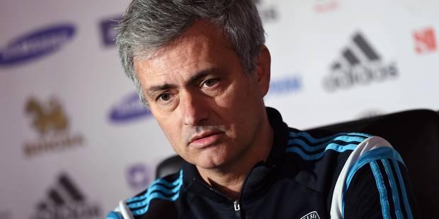 """José Mourinho """"honteux"""" du comportement raciste des supporters de Chelsea à Paris - La Libre"""