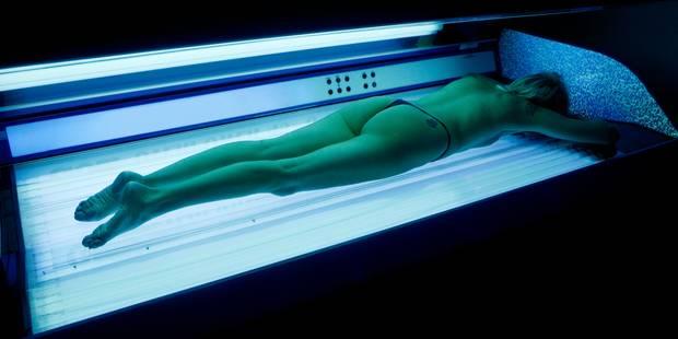 """""""Turbo Cancer 3000"""", une nouvelle campagne contre l'usage des bancs solaires - La Libre"""