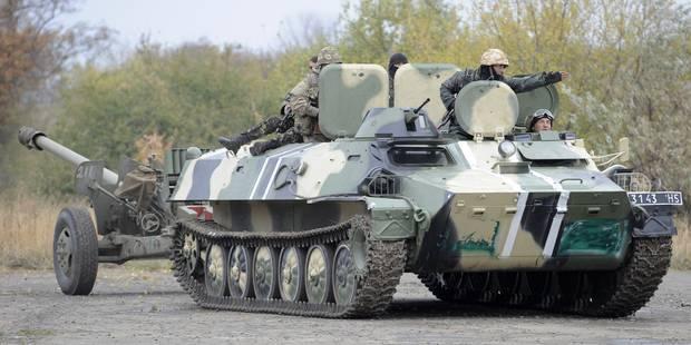 """Ukraine : l'UE réaffirme sa condamnation de """"l'annexion illégale"""" de la Crimée - La Libre"""