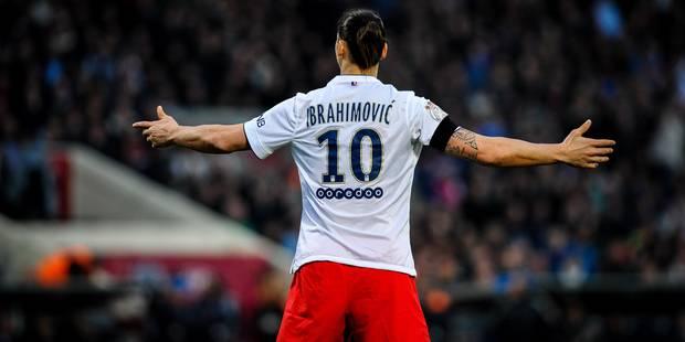 """""""Je suis Zlatan!"""", la Suède derrière son capitaine - La Libre"""