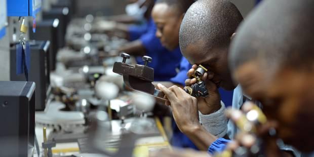 Plus de 250 activités suspectes signalées par des diamantaires l'an dernier - La Libre