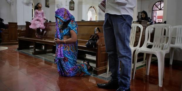 En Inde, les chrétiens inquiets prient pour la paix - La Libre