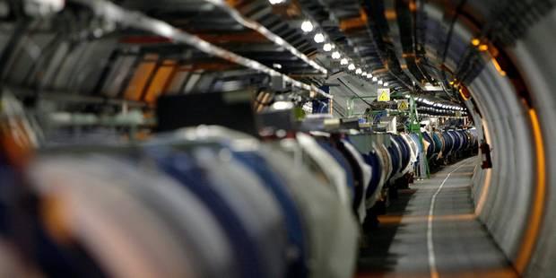 Le plus puissant accélérateur de particules au monde redémarre après 2 ans - La Libre