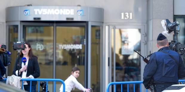 TV5 Monde détourné pendant 7 heures: que retenir de ce piratage par l'Etat Islamique? - La Libre