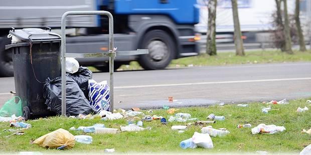 Farciennes dit stop aux incivilités - La Libre