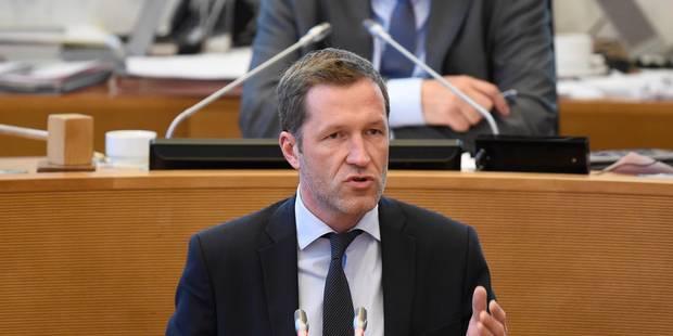 Le parlement wallon demande un tax shift fédéral sans impact négatif sur les régions - La Libre
