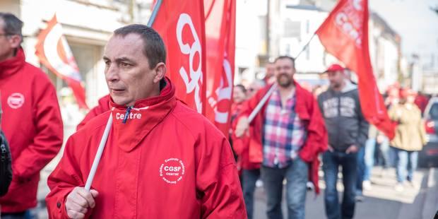 Grève : des files dans de nombreux tunnels de la capitale, 5% des trains circulent - La Libre