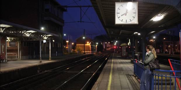 Grève: reprise progressive de la circulation ferroviaire - La Libre
