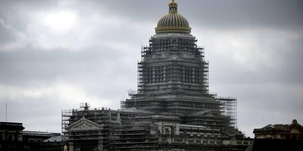 Bruxelles: le palais de justice visé par une alerte à la bombe, rapidement levée - La Libre
