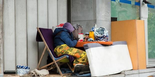 Au moins 75 sans-abri sont morts dans la rue en 2014 - La Libre