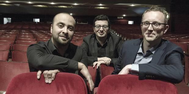 Quatre Belges défendent un islam des Lumières - La Libre