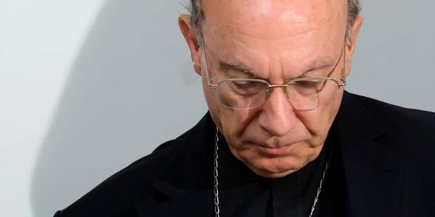 Mgr Léonard: une démission, trois scénarios - La Libre