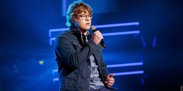 Finale de The Voice: Florent remporte la 4ème saison ! - La Libre