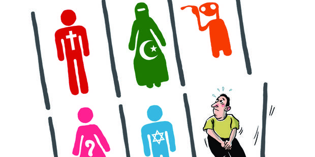 Religions et laïcité : la situation se dégrade - La Libre