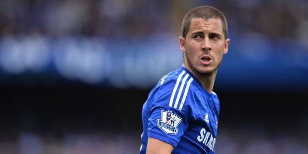 Football: Hazard décroche tous les premiers prix - La Libre