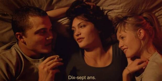 Le premier porno 3D du Festival de Cannes - La Libre