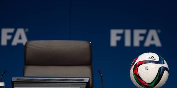 La Fifa dans la tourmente judiciaire - La Libre