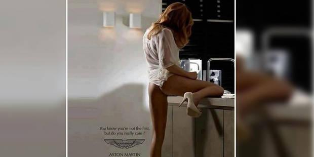 Aston Martin de deuxième main? Gare aux dérapages! - La Libre