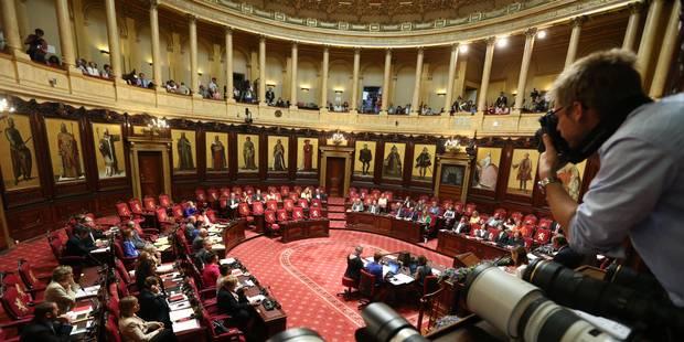 Le Sénat finance les armes, le tabac, la spéculation, les OGM - La Libre