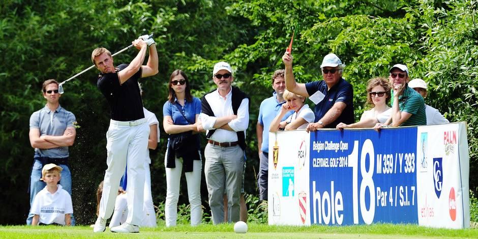 Golf: dix-sept Belges en challengers - La Libre