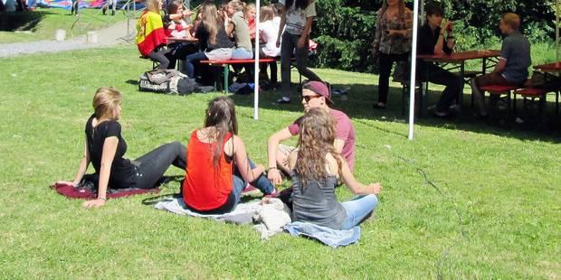 Marche: le rassemblement des étudiants est prévu jeudi dans le parc de l'hôtel de ville - La Libre