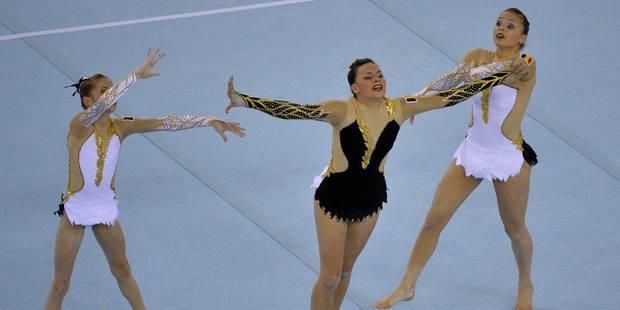 La Belgique décroche l'or et l'argent aux Jeux européens! - La Libre