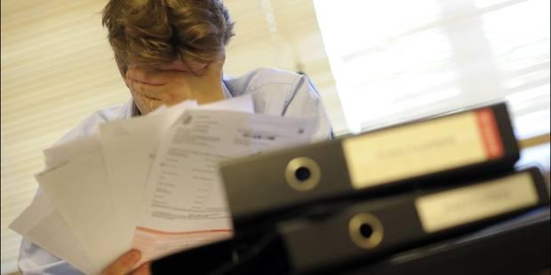 Un travailleur sur 4 est trop stressé au travail: quelles causes? - La Libre