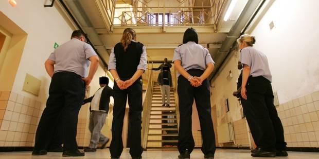 Prison de Forest: les équipes de nuit et du matin ont repris le travail normalement - La Libre