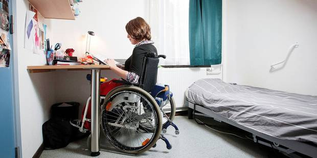 La Belgique peine à intégrer les personnes handicapées - La Libre
