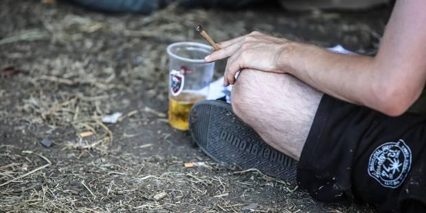 """Festival de Dour: des résultats """"interpellants"""" pour les contrôles de stupéfiants - La Libre"""
