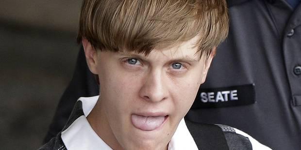 Massacre de Charleston: Dylann Roof inculpé de crimes racistes - La Libre