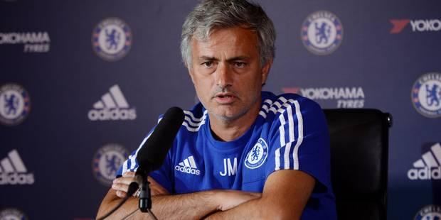Jose Mourinho prolonge de quatre ans à Chelsea - La Libre