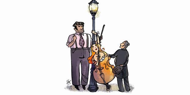 Les prostituées ne sont pas libres - La Libre