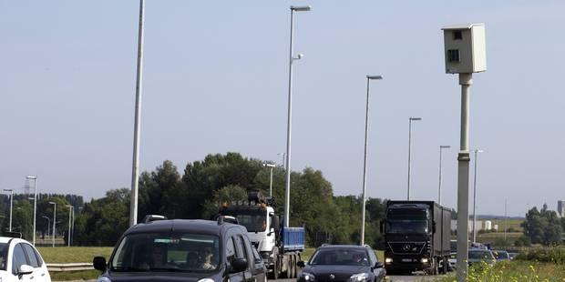 Accident à Strombeek: le ring intérieur est à nouveau ouvert - La Libre