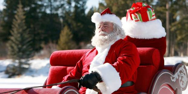Le père Noël menacé de faillite en Finlande - La Libre