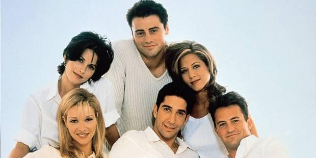Cette scène de Friends a été censurée à cause du 11-Septembre (vidéo) - La Libre
