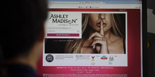 Les clients du site adultère Ashley Madison craignent désormais la mise à nu - La Libre