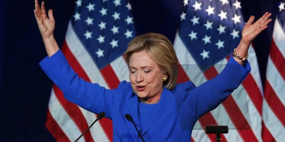 Hillary Clinton: une campagne qui bat de l'aile - La Libre