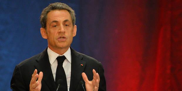 France: non-lieu général dans l'affaire des pénalités de Sarkozy payées par l'UMP - La Libre