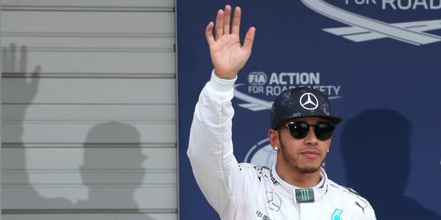 GP du Japon: victoire de Lewis Hamilton - La Libre