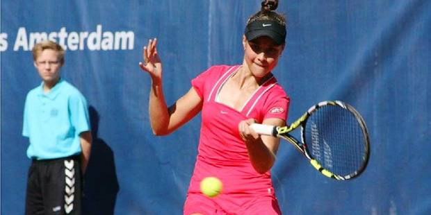 Tennis: le grand bond de Marie Benoît - La Libre