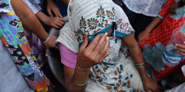 Inde: deux fillettes de 2 et 5 ans violées à New Delhi - La Libre