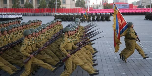 La Corée du Nord refuse toute discussion sur son programme nucléaire - La Libre