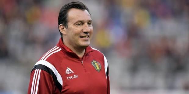 Classement FIFA, Platini, Michy, Imbula... Les déclarations de Marc Wilmots dans Téléfoot - La Libre