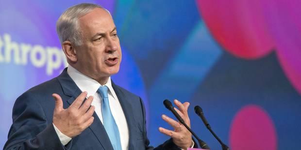 Etiquetage des produits des colonies israéliennes : Netanyahu invoque le passé nazi - La Libre