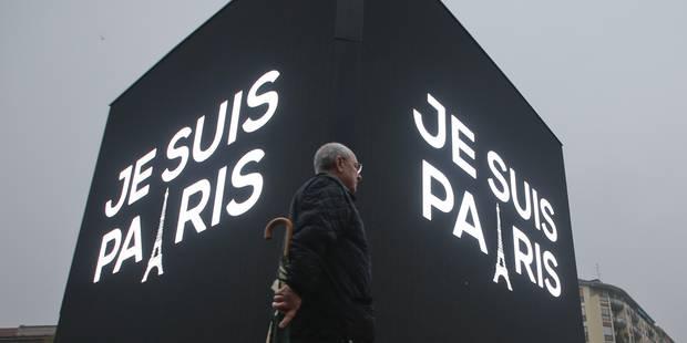 Attentats à Paris : le film des événements - La Libre