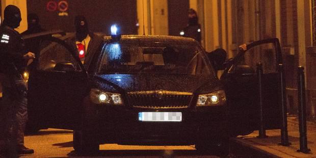 Nouvelles perquisitions à Molenbeek, Salah Abdeslam demeure introuvable - La Libre