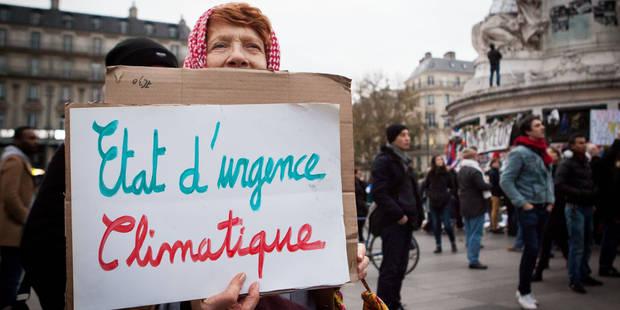 """""""Les mots ne suffisent plus"""": le monde se mobilise pour le climat - La Libre"""